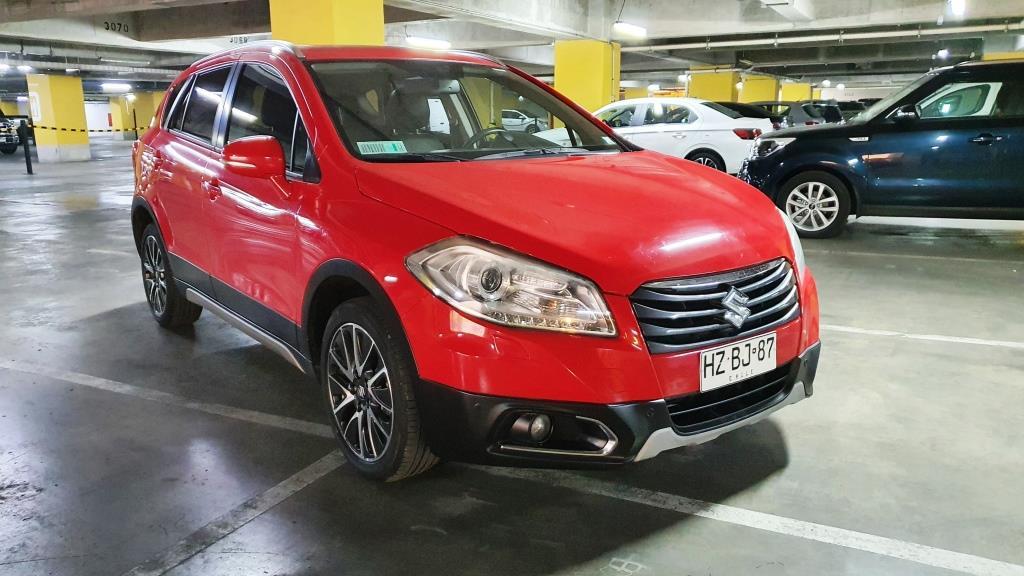 SUZUKI S-CROSS 1.6 LIMITED 4WD 7AT