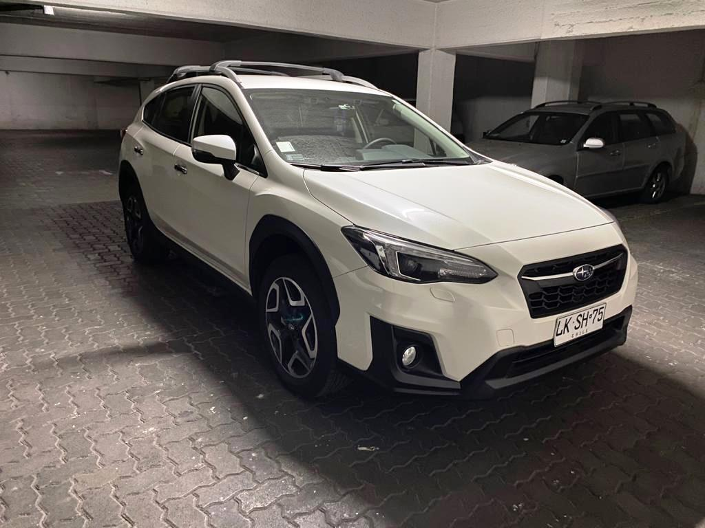 SUBARU NEW XV DYNAMIC 2.0i AWD CVT