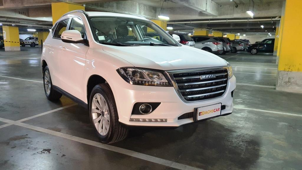 HAVAL H2 1.5T 4X2 ACTIVE MT