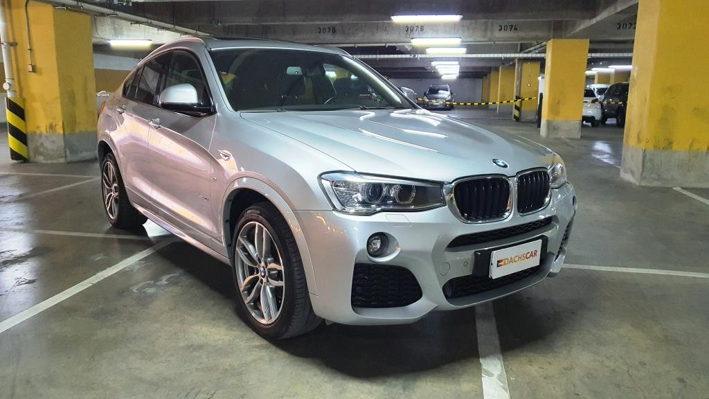 BMW X4 XDRIVE 20i 2.0 AUT LOOK M