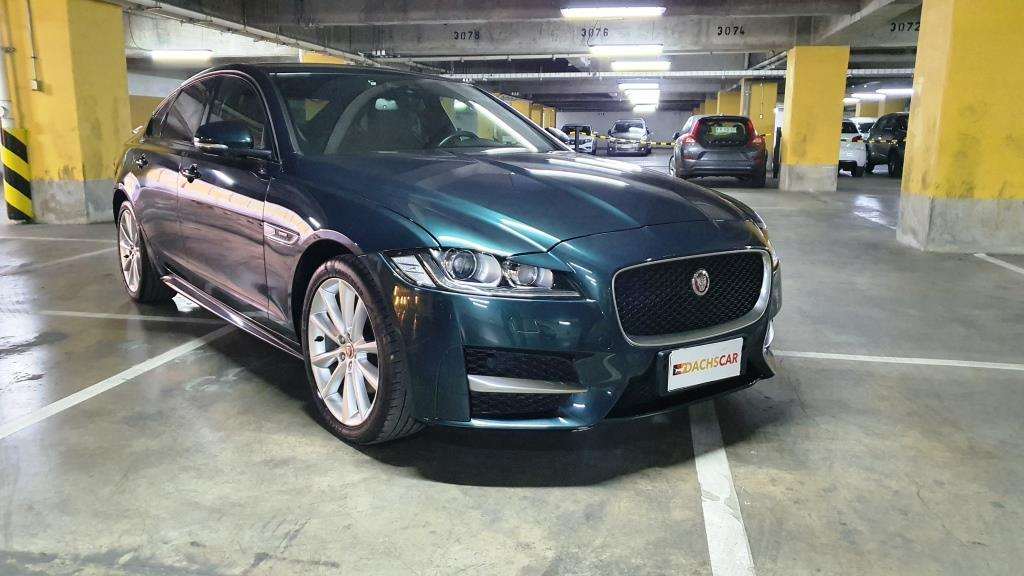 JAGUAR XF 25T R-SPORT 2.0 TURBO