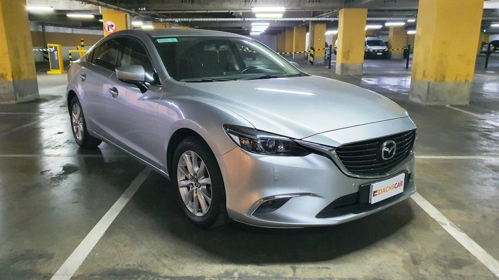 MAZDA 6 2.0 MANUAL SKYACTIV-G V