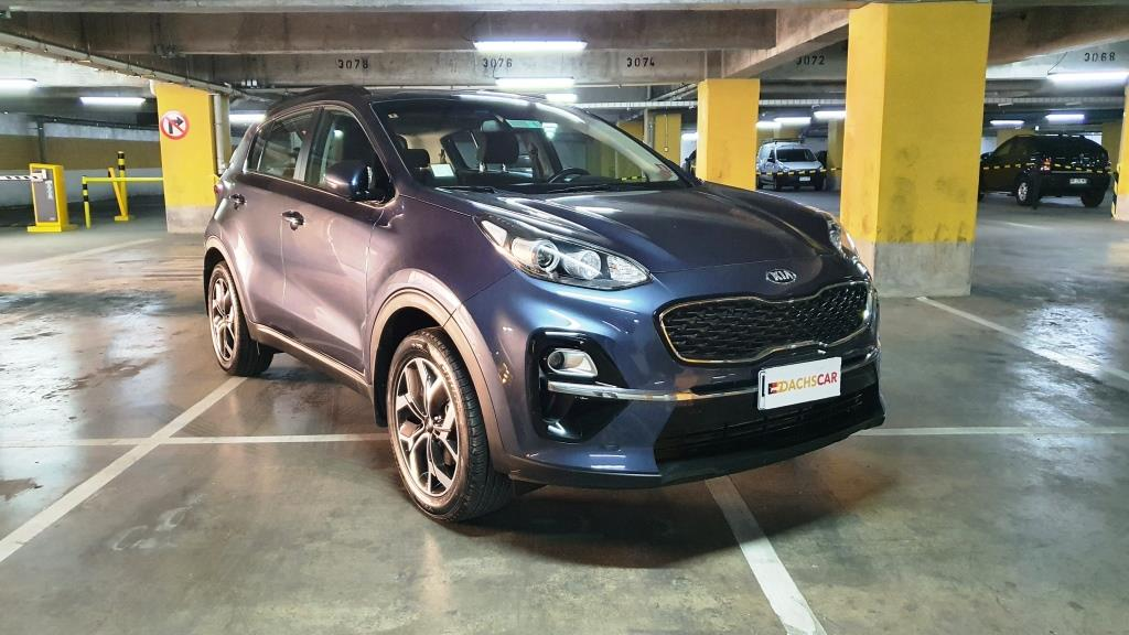 KIA SPORTAGE 2.0 GSL EX C SPECIAL PACK 6AT 2WD