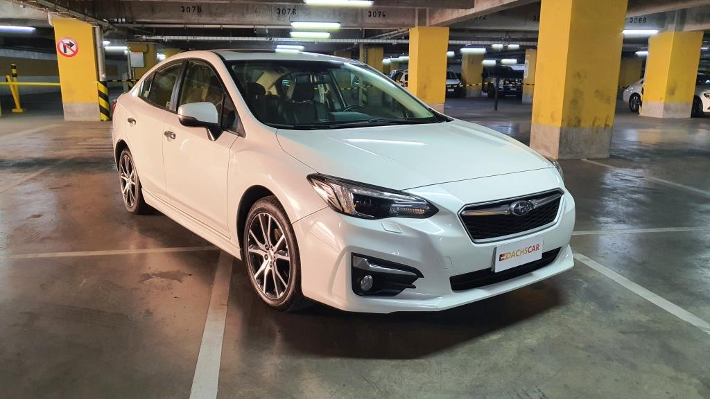 SUBARU NEW IMPREZA LIMITED 2.0 CVT