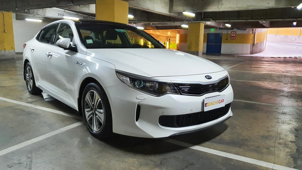 KIA OPTIMA 2.0 EX HYBRIDO