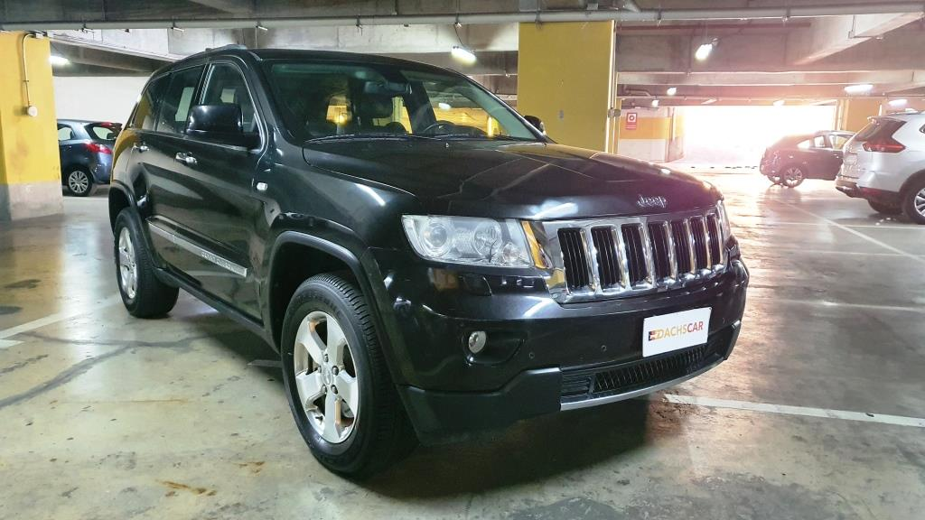 JEEP GRAND CHEROKEE LIMITED 4X4 5.7 HEMI AUT