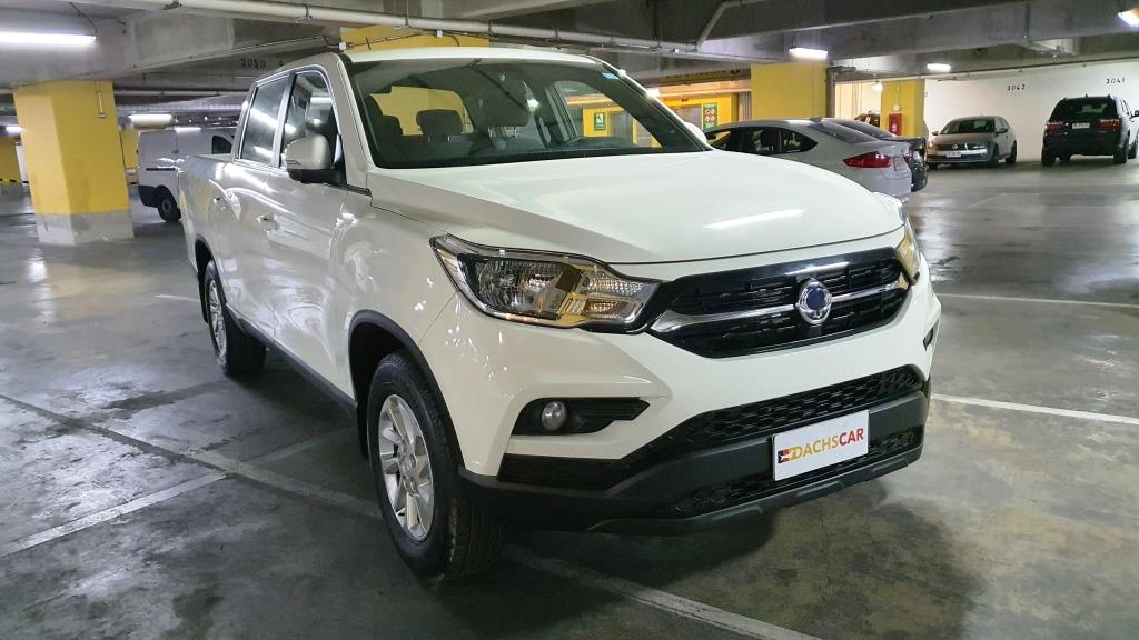 SSANGYONG MUSSO GRAND 2.2 MT FULL 4X4
