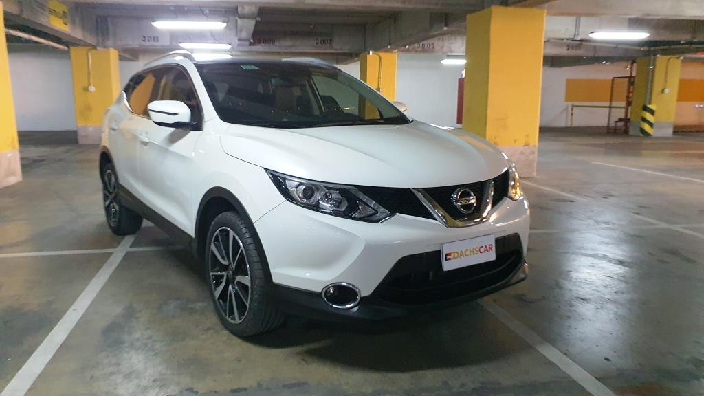 NISSAN QASHQAI 2.0 CVT AUTO EXCLUSIVE 4WD