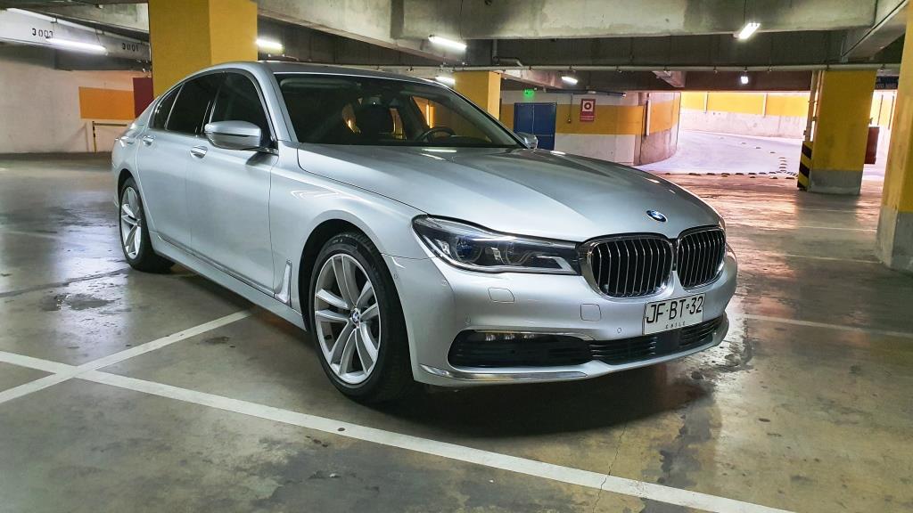 BMW 740I 3.0 BERLINA