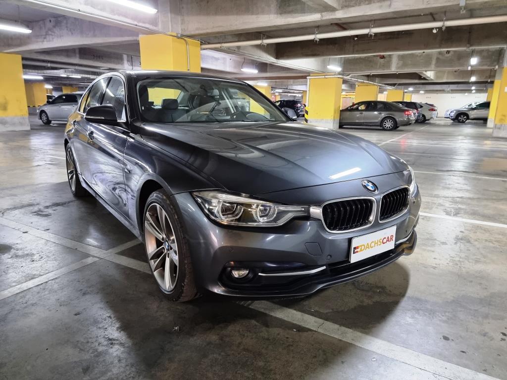 BMW 320D A 2.0 A SPORT
