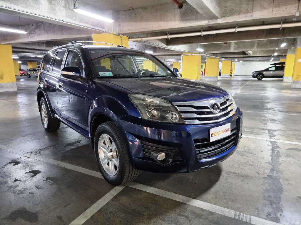 GREAT WALL HAVAL H3 LE 2.0 MT